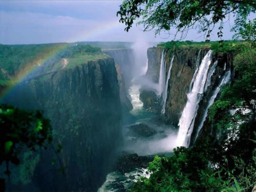 best place to visit at victoria falls