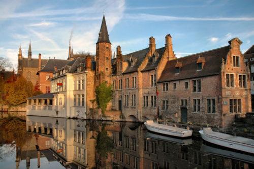 Bruges traditional transportation