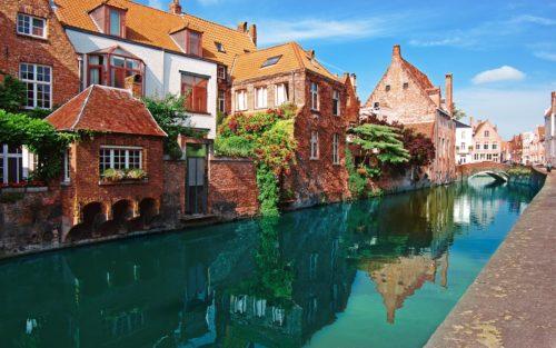 Bruges largest lake