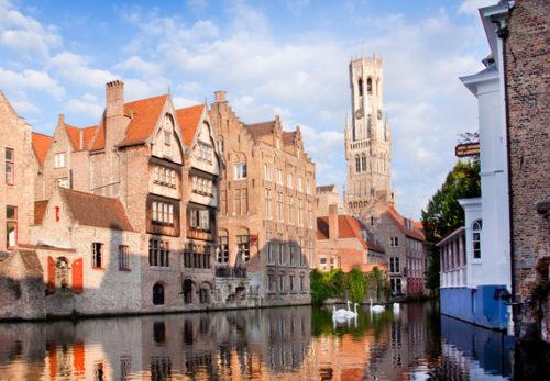 Bruges the heritage city