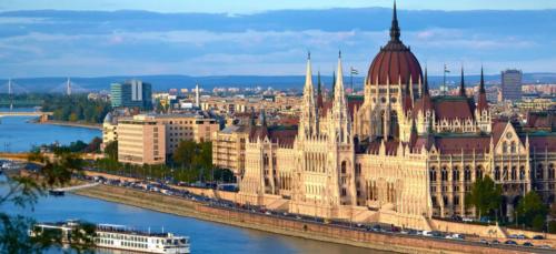Budapest amazing building ever