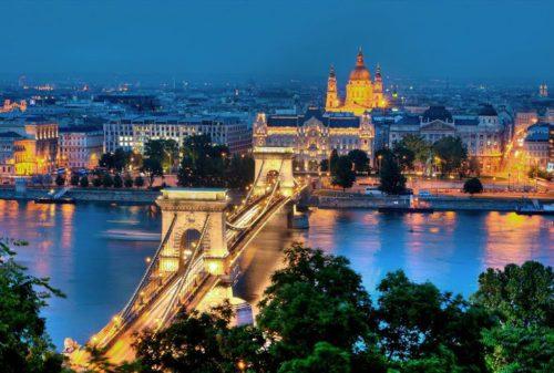 Budapest largest bridge