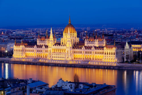Budapest best vacation at europe