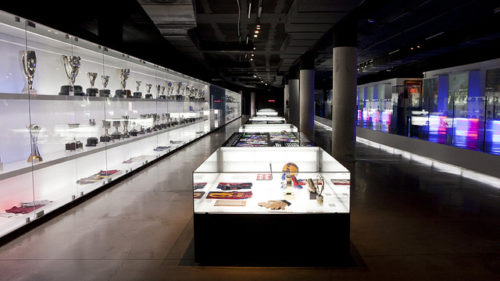 FC Barcelona Museum and Nou Camp