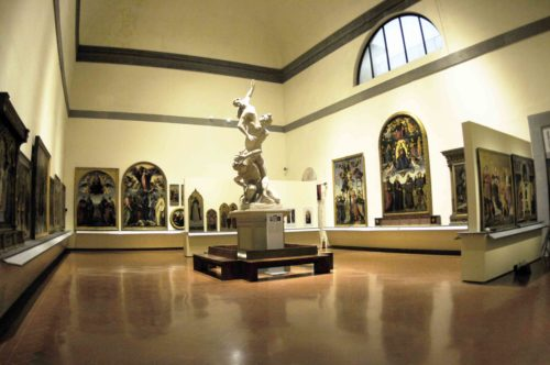 Galleria dellAccademia must visited place