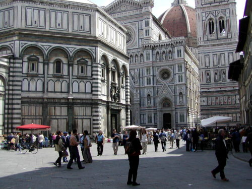 Piazza Del Duomo the real italy