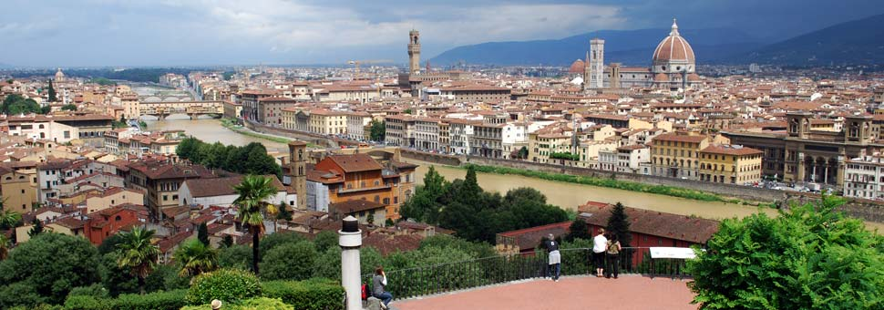 Italian Florence: Florence The Natural Beauty Of Italy