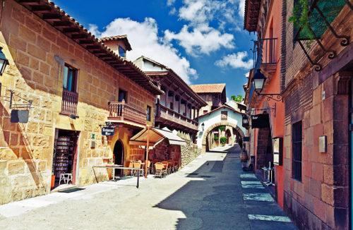 Poble Village Espanyol Barcelona