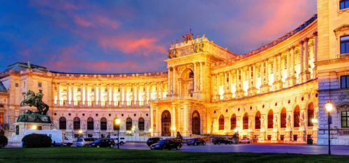 "welcome to most beautiful city in austria ""Vienna"""