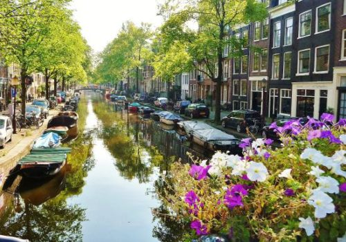 amsterdam most beautiful city in the world