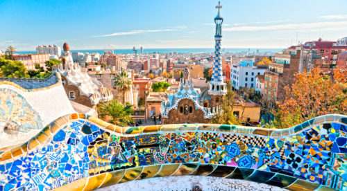 barcelona most wonderful place to visit