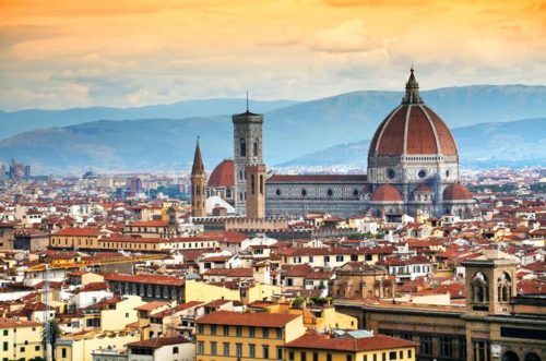 welcome to florence Italy