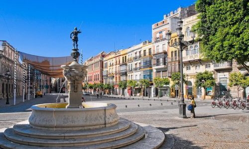 seville best holiday destination