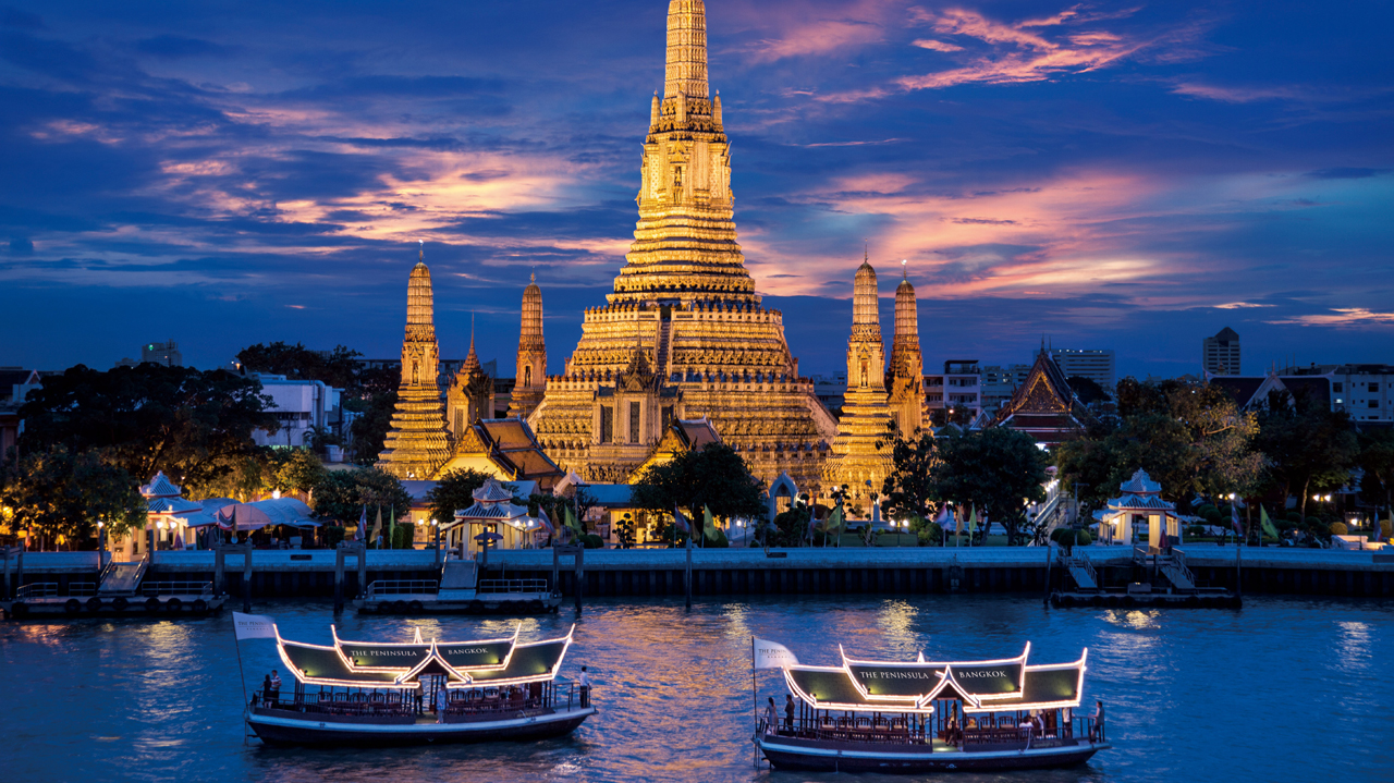 Best Way to Travel in Bangkok Thailand