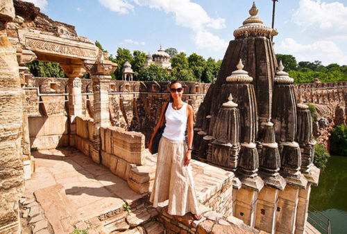 Chittorgarh fort tourism