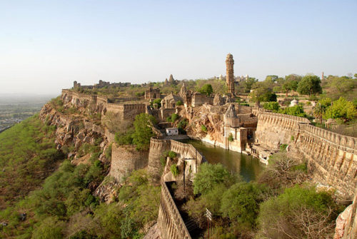 Chittorgarh fort best indian culture