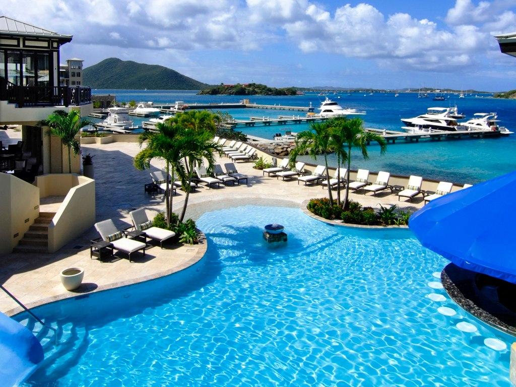Picture of virgin islands