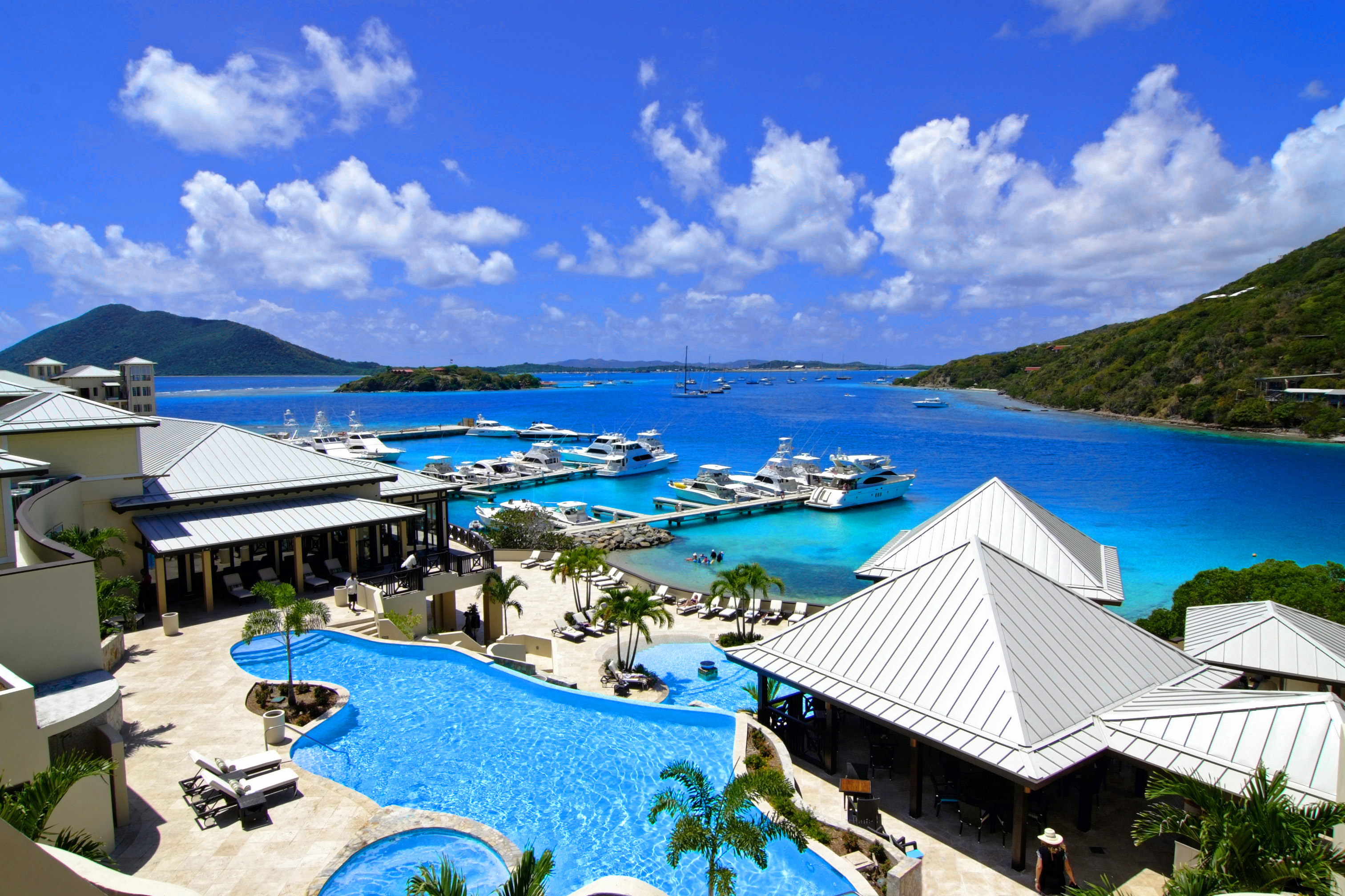 Virgin islands the exotic beaches gets ready for Amazing hotels