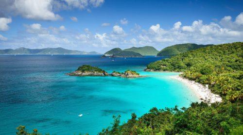 whole area of Virgin Islands
