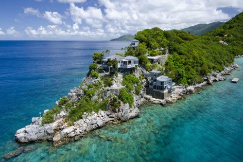 the beauty of Virgin Islands