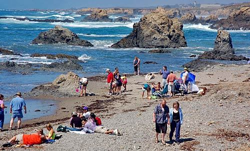 Glass Beach California For Unforgettable Experience
