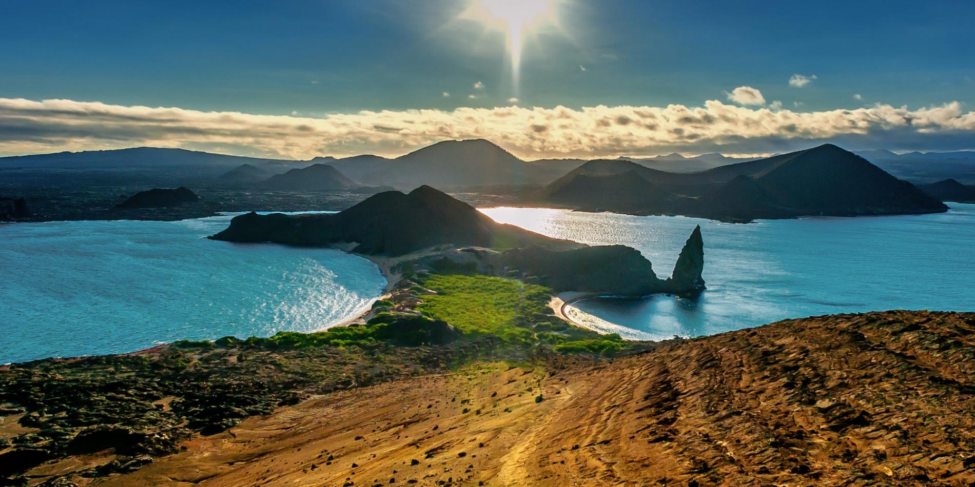 Allowed towards The Galápagos Destinations