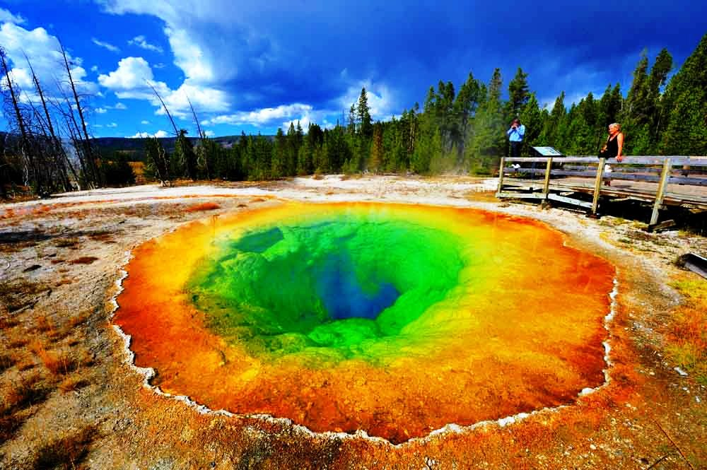 """Yellowstone National Park """"The Real Adventure"""""""