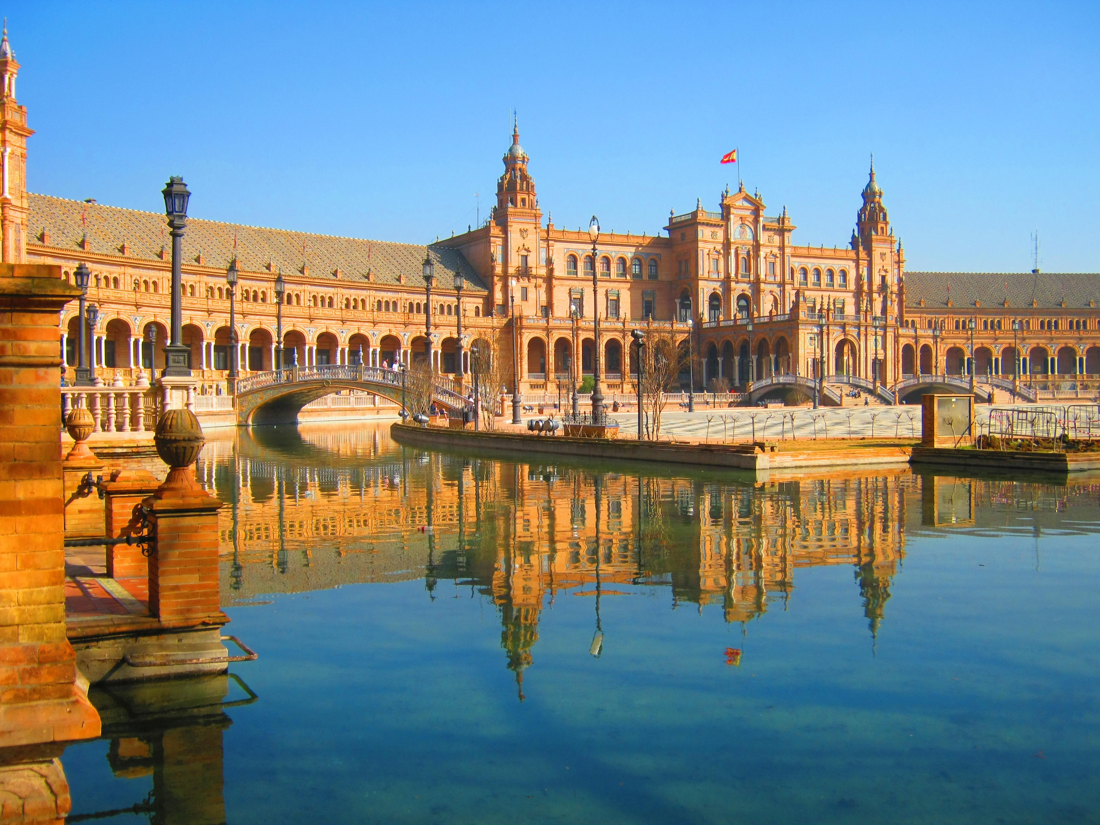Andalusia The Best City To Visit In Spain Gets Ready