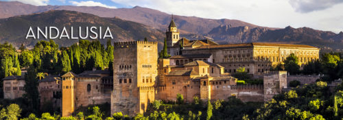 andalusia for an amazing holiday