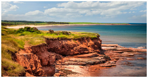 prince edward island the smalest island
