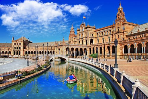 seville andalusia an amazing beauty