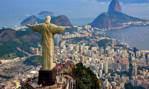 Rio de Janeiro statue