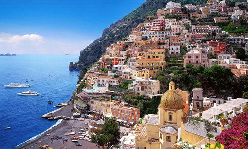 all about amalfi coast