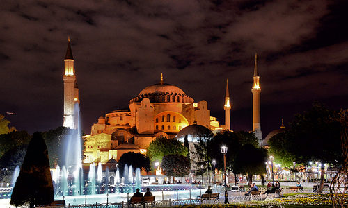 andalusia spain istanbul