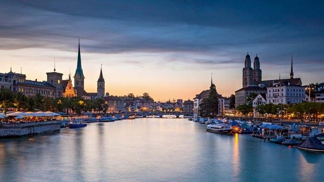 - at The Ready Gets Biggest Zurich City Switzerland