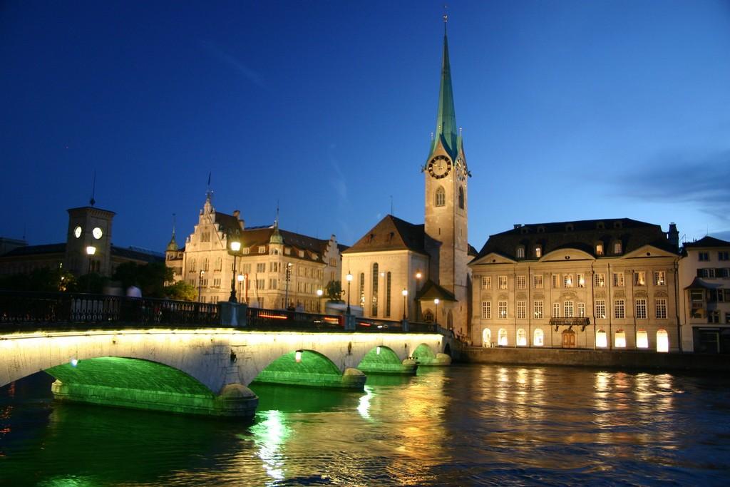 Hotels Near Zurich Train Station