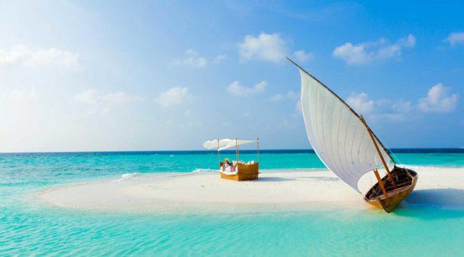 Maldives Incredible Beach