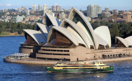 THE SYDNEY OPERA HOUSE - 2010 - Sydney, Australia - Photograph by: JACK ATLEY / www.jackatley.com - for The Sydney Opera House