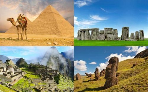 4 most visited world heritage