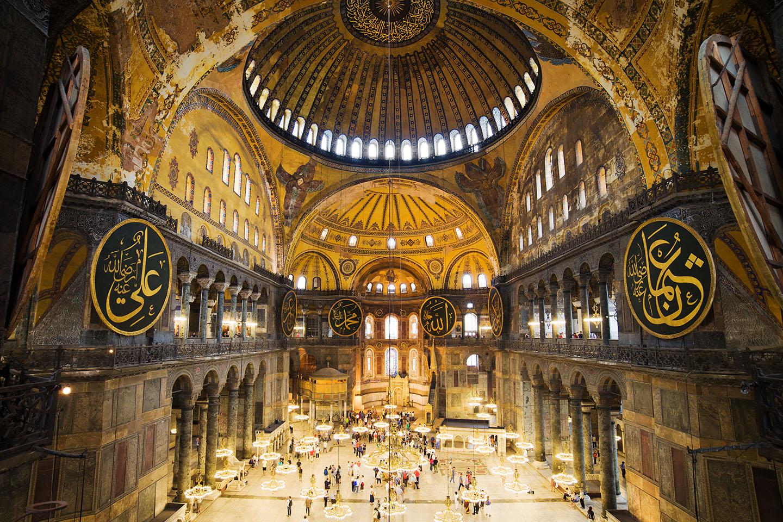 Istanbul City Northwestern Turkey - Gets Ready
