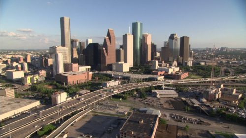 Houston City a wonderful city