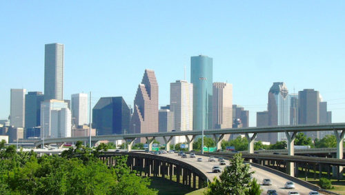 Houston City texas