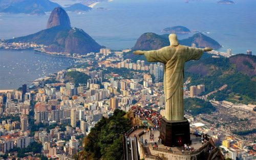 Rio de Janeiro must visited place