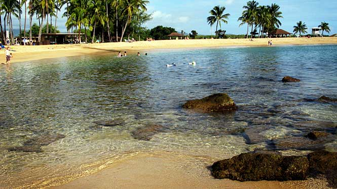 Best destinations in hawaii gets ready for Making a natural pond
