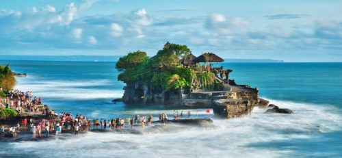 best destination in bali
