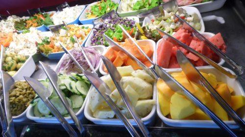 buffet à peso
