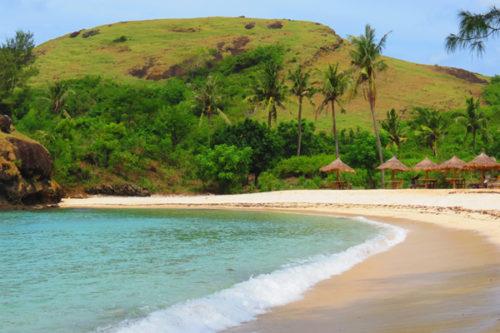 lombok island scenery