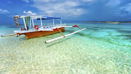 lombok island transportation