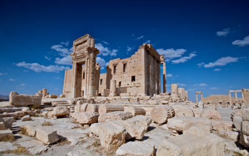 temple of bel world heritage