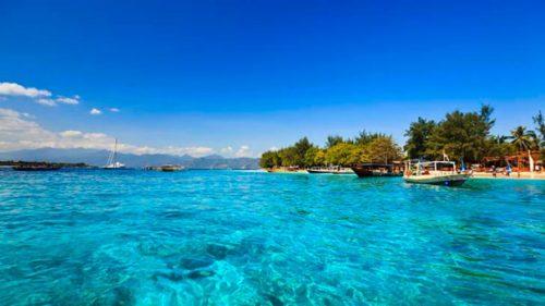 the secret island lombok